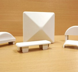 Boutique Clôtures PVC Kit